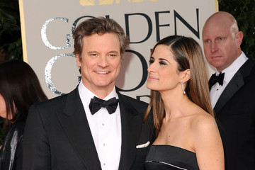 Colin Firth Livia Giug...