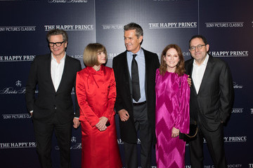 Colin Firth 'The Happy Prince' New York Screening
