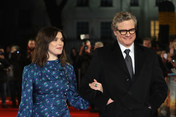 Colin Firth 'The Mercy' World Premiere - Red Carpet Arrivals