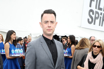 Colin Hanks FIJI Water at the 32nd Annual Film Independent Spirit Awards