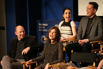 Colin Hanks Zoe Lister Jones The Paley Center For Media Presents an Evening With 'Life in Pieces'