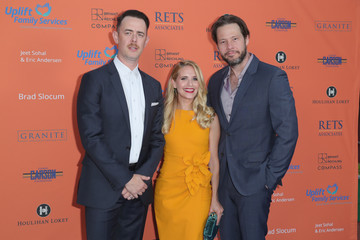 Colin Hanks Uplift Family Services At Hollygrove's Annual Norma Jean Benefit Gala