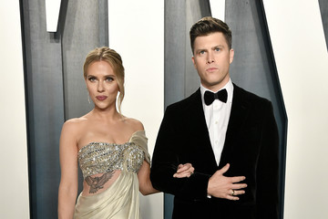 Colin Jost 2020 Vanity Fair Oscar Party Hosted By Radhika Jones - Arrivals