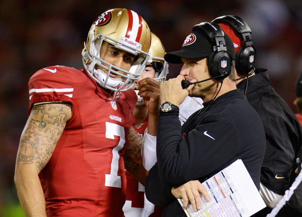 Colin Kaepernick is in line to start for the 49ers in place of Alex Smith
