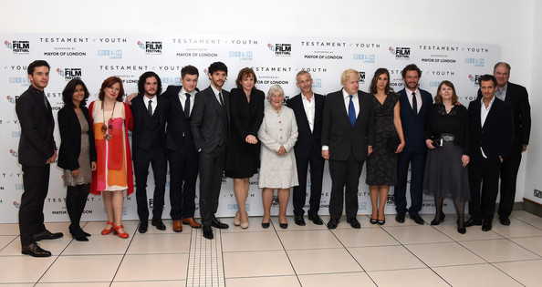 'Testament of Youth' Premieres in London — Part 2