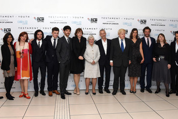 Colin Morgan 'Testament of Youth' Premieres in London — Part 2