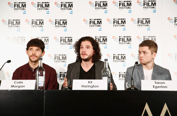 'Testament of Youth' Press Conference