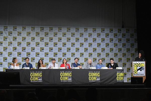 Comic-Con International 2017 - ABC's 'Once Upon A Time' Panel