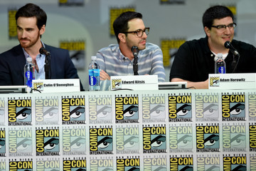 """Colin O'Donoghue Adam Horowitz ABC's """"Once Upon A Time"""" Panel - Comic-Con International 2014"""