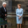 Colin Sinclair The Duke And Duchess Of Cambridge Visit Scotland - Day Two