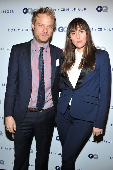 Colin Spoelman Colin Spoelma and filmmaker Ry Russo-Young attend the Tommy Hilfiger & GQ celebrate Men of New York at the 5th Avenue Flagship on November 29, 2012 in New York City.