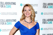 Actress Andrea Powell attends Collaborating For A Cure 16th annual benefit dinner and auction at Park Avenue Armory on November 21, 2013 in New York City.