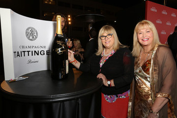 Colleen Camp Champagne Taittinger at the SAG Foundation's 30th Anniversary Celebration