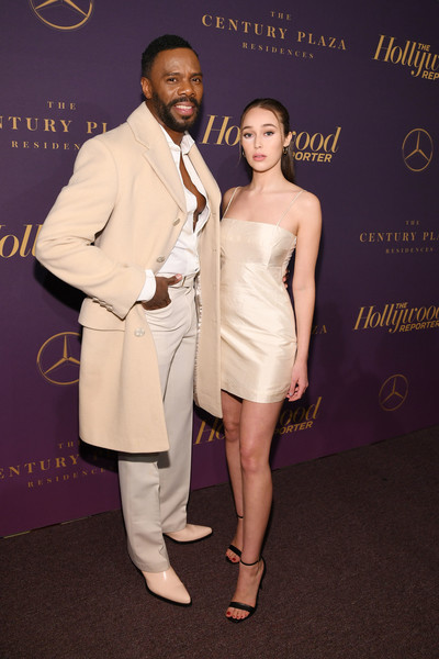 The Hollywood Reporter Nominees Night Party presented by Mercedes-Benz USA - Arrivals