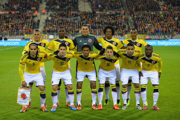 Colombia Belgium v Colombia