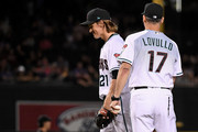 Zack Greinke Photos Photo