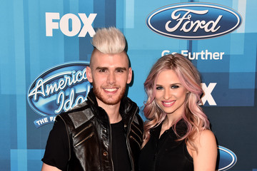 Colton Dixon FOX's 'American Idol' Finale For The Farewell Season - Arrivals