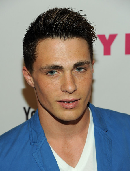 Colton Haynes Pictures - NYLON Magazine's May Young ...