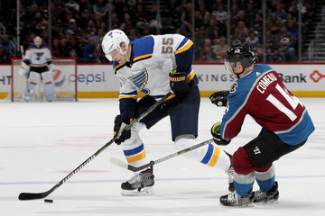 Colton Parayko St Louis Blues v Colorado Avalanche