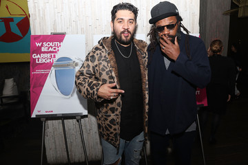 Coltrane Curtis Garret Leight Launch Party