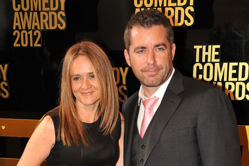 Samantha Bee Jason Jones The Comedy Awards 2012 - Arrivals