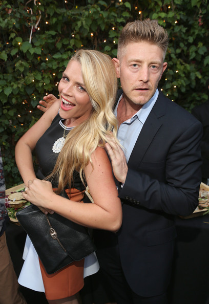 Busy Philipps and jason nash