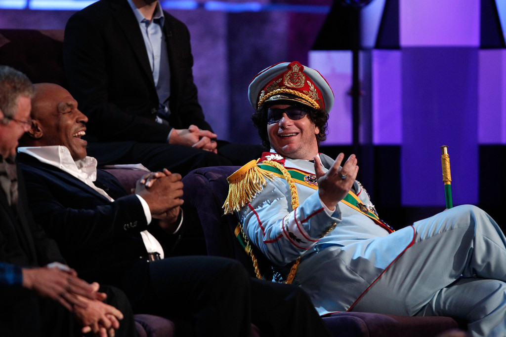 Charlie Sheen's Comedy Central Roast - MTV