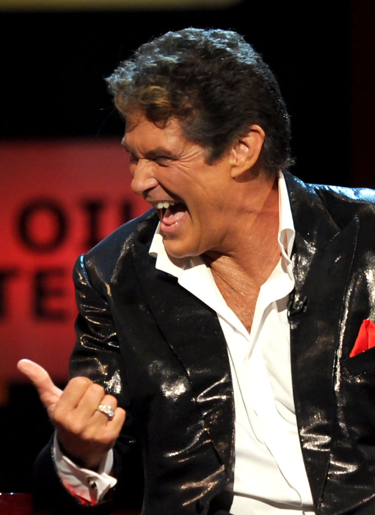 Roast of David Hasselhoff - Series | Comedy Central ...
