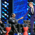 Snoop Dogg Justin Bieber Photos - (L-R) TV personality Martha Stewart, rapper Snoop Dogg, and honoree Justin Bieber onstage at The Comedy Central Roast of Justin Bieber at Sony Pictures Studios on March 14, 2015 in Los Angeles, California. The Comedy Central Roast of Justin Bieber will air on March 30, 2015 at 10:00 p.m. ET/PT. - The Comedy Central Roast Of Justin Bieber - Show