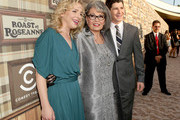 Roseanne Barr and Alicia Goranson Photos Photo