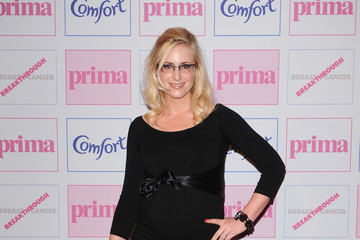 Nicky Hambleton-jones Comfort Prima High Street Fashion Awards