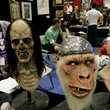 Lee Kim Comic Book And Animation Fans Flock To Comic-Con