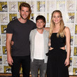 The 'Hunger Games' Cast Hits Comic-Con