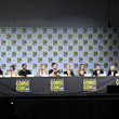Willa Holland and Stephen Amell Photos