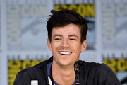 Comic-Con International 2017 - 'The Flash' Video Presentation And Q+A