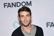 James Wolk attends the Fandom Party during Comic-Con International 2018 at Float at Hard Rock Hotel San Diego on July 19, 2018 in San Diego, California.
