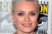 Wallis Day attends the 'Krypton' Press Line during Comic-Con International 2018 at Hilton Bayfront on July 21, 2018 in San Diego, California.