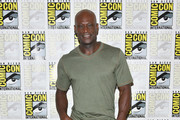 Peter Mensah attends the 'Midnight Texas' Press Line during Comic-Con International 2018 at Hilton Bayfront on July 21, 2018 in San Diego, California.