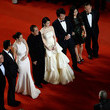 Gong Li and Chen Daoming Photos