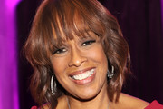 Gayle King attends Common's 5th Annual Toast to the Arts  at Ysabel on February 22, 2019 in West Hollywood, California.