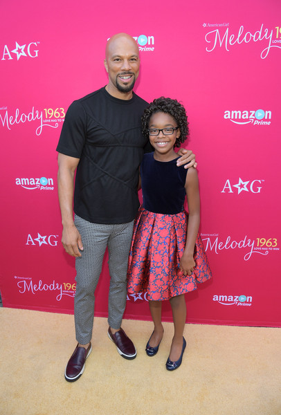 Amazon Red Carpet Premiere Screening of Original Special 'An American Girl Story - Melody 1963: Love Has to Win'