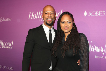 Common Ava DuVernay The Hollywood Reporter's Oscar Nominees Night Party