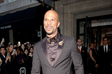 Common The Mark Hotel Celebrates the 2016 Met Gala