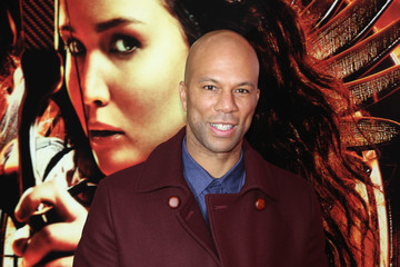 Common 'The Hunger Games: Catching Fire' Premieres in NYC — Part 2