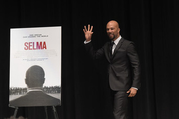 Common 'Selma' Presentation at the Selma High School