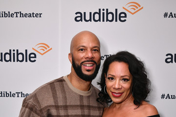 Common Audible Celebrates Common At Minetta Lane Theatre In NYC - January 10