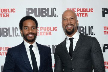 Common 'Eclipsed' Opening Night