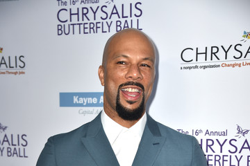 Common 16th Annual Chrysalis Butterfly Ball - Arrivals