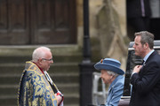 Queen Elizabeth II  attends the Commonwealth Day Service 2020 at Westminster Abbey on March 09, 2020 in London, England. The Commonwealth represents 2.4 billion people and 54 countries, working in collaboration towards shared economic, environmental, social and democratic goals.