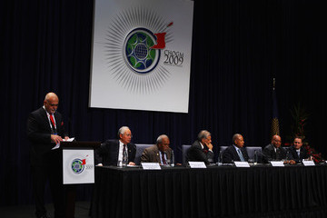 Patrick Manning Commonwealth Heads Of Government Meeting - Day 3